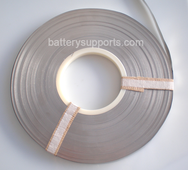 1m 10 W x 0.15 T Pure Nickel strip tape for A123 26650 Battery