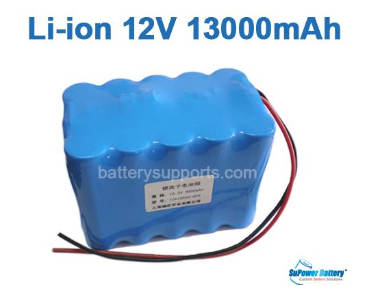 Lithium Ion Battery Pack 10.8V 11.1V 15*...