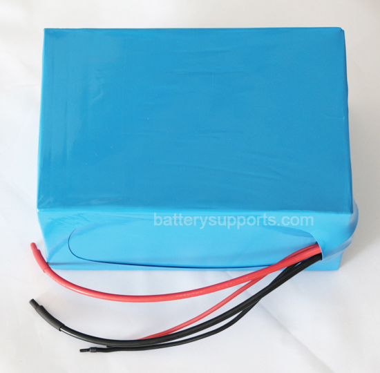 24V 11.6Ah  500W-750W EV E-Bike Lithium Ion Battery Pack w/ BMS