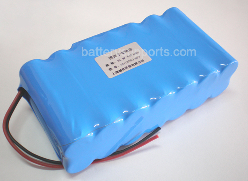 24V 29.4V 14*18650 6200mAh 7S2P Lithium ion Li-ion Battery Pack