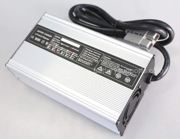 24V 29.4A 25A Lithium ion Battery Charger 7S 7x 3.6V Lion LiPO