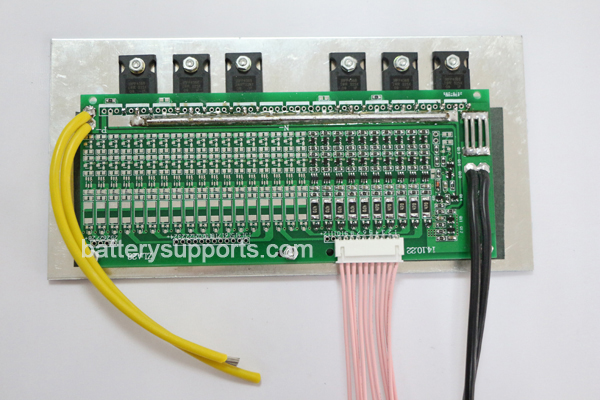36V 37V 42V 10S 150A 10x 3.6V Lithium ion LiPolymer Battery BMS