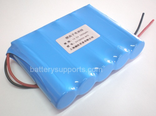 18V 21V 5*18650 2600mAh 5S Lithium ion Li-ion Battery Pack