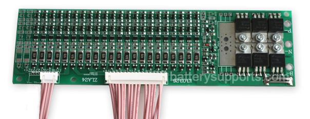 72V 84V 20S 60A 20x 3 6V Lithium ion Li-ion Li-Po Battery BMS [72V