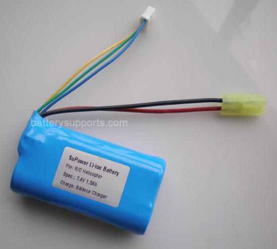 R/C Helicopter FXD-A68689 FXD-A68688 7.4V 1500mAh Li-ion Battery