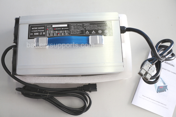 60V 73V 20A LiFePo4 Battery Charger 20S 20x 3.2V LiFe Charger