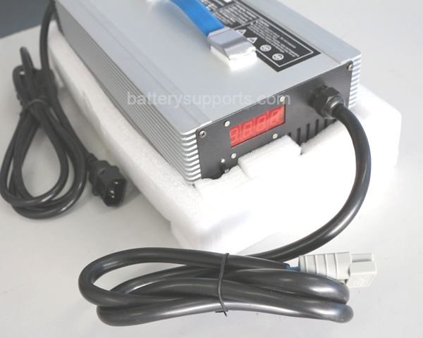 87.6V 86V 12A LiFePo4 Battery Charger 24S 24x 3.2V LiFe Charger