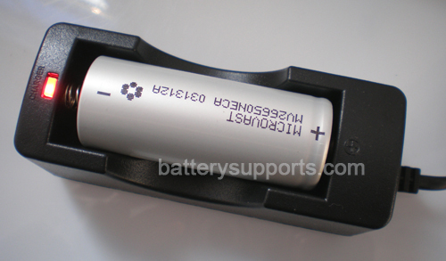 26650 Battery Lithium ion Universal Smart Charger 4.2V Li-ion
