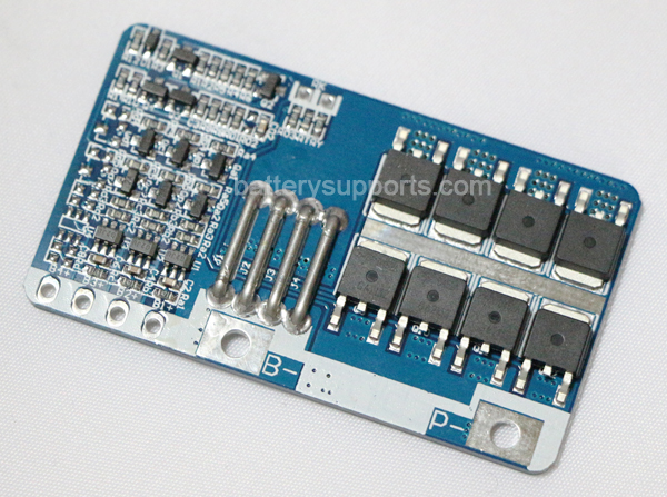 3S 10.8V 11.1V 20A Lithium ion Battery Protection Circuit Board