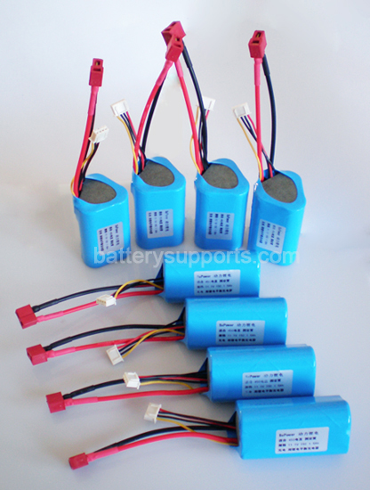 11.1V 1500mAh RC Li-ion Battery for RC Helicopter 450 Fixed-wing