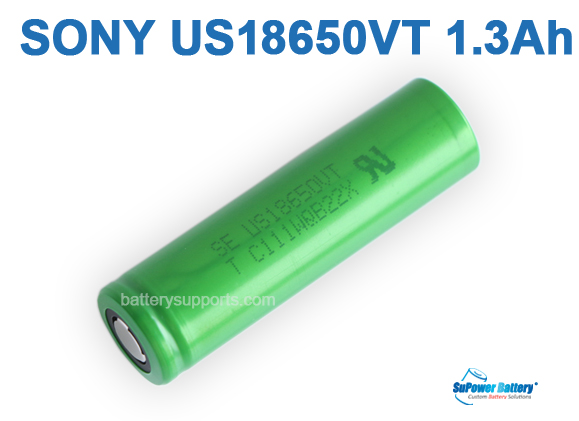 SONY SE US18650VT T C11 HIGH DRAIN 20A 18650 Lithium Battery